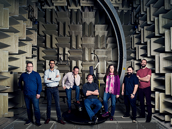 Inside Facebook Reality Labs Research: The future of audio