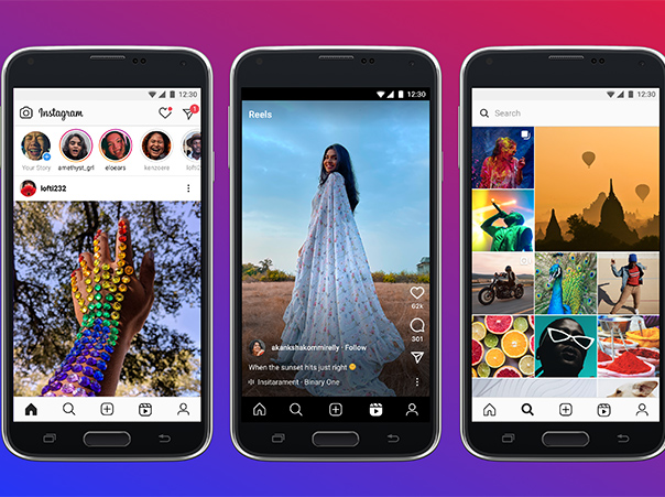 Made in Tel Aviv and New York: Instagram Lite